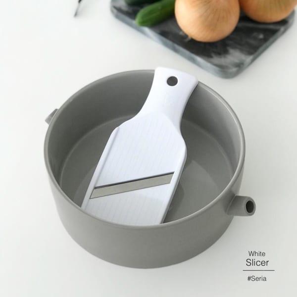セリア モノトーンキッチンアイテム&テーブルウェア4