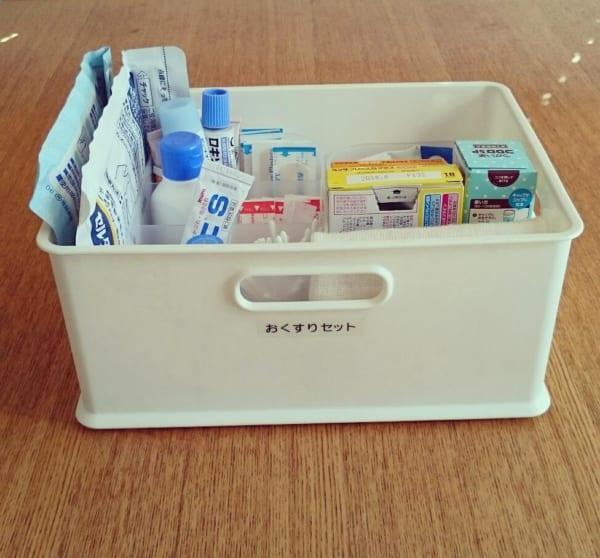 ニトリ インボックス ダイソー プラスチックケース