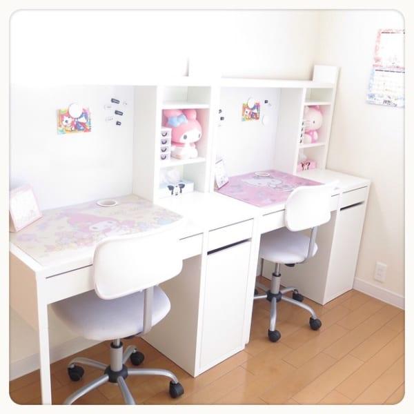 女の子 部屋5