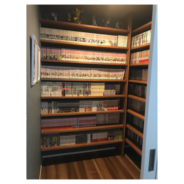 本収納 書庫