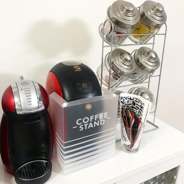 セリアコーヒー飛び散り防止カバー