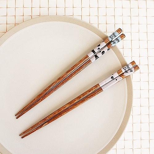 CouCou アニマル柄 箸