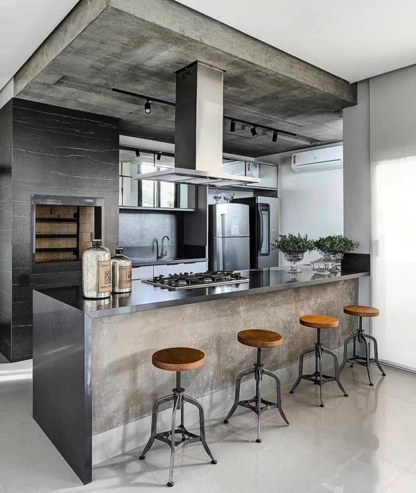 ステンレスキッチン 天板4