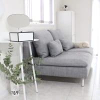 【ニトリ・IKEA・無印良品】普段使いしやすいシンプル&おしゃれなソファをご紹介♡
