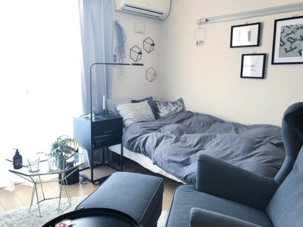 一人暮らしインテリア 贅沢な空間を作る