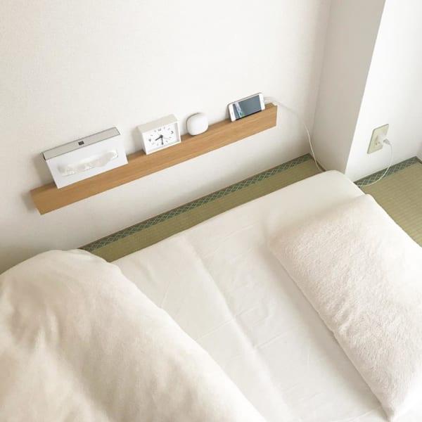 無印の壁に付けられる家具のその他の使い方をチェック!7
