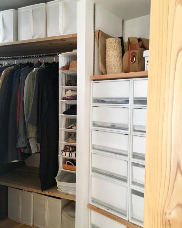 洋服収納 収納ボックス