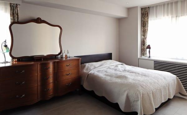 のくらし 寝室