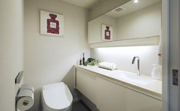 のくらし トイレ