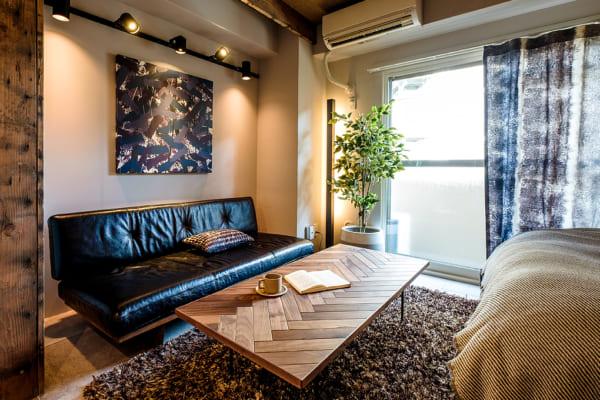 一人暮らし 家具 ソファの種類