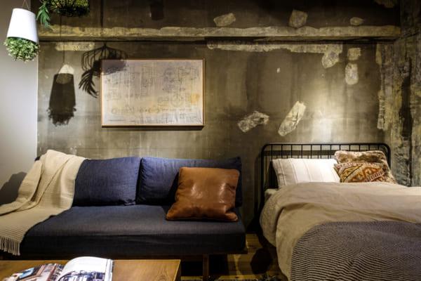 一人暮らし 家具 ベッド 布団