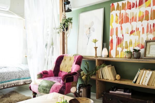 一人暮らし 家具 ソファのサイズとデザイン