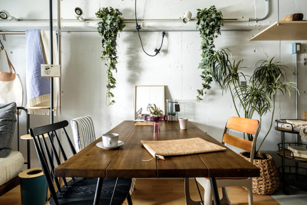 一人暮らし 家具 テーブル