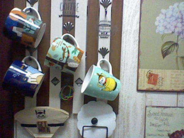 マグカップ収納 100均 DIY3