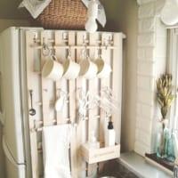 冷蔵庫は表面&側面も活用!【無印・IKEA・ダイソーetc.】のアイテムで収納を作ろう