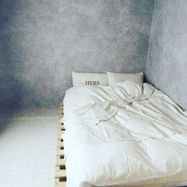 お部屋のDIYアイデア⑤壁紙を張り替えて部屋のイメージを変える6