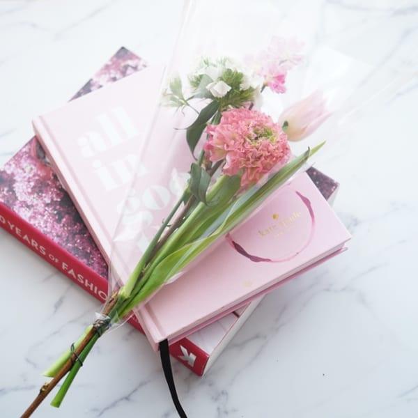 ひな祭り 花飾り2
