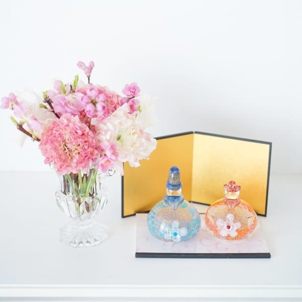 ひな祭り 花飾り アレンジアイディア