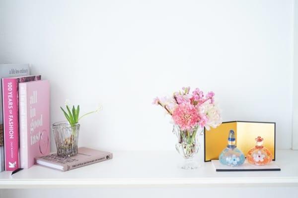 ひな祭り 花飾り アレンジアイディア5