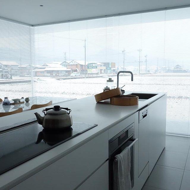 広々としたキッチン3