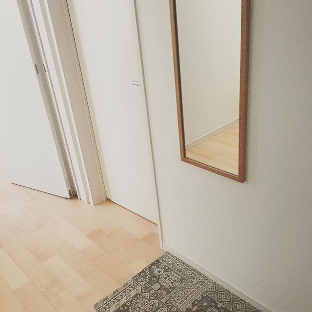 玄関 鏡 風水11
