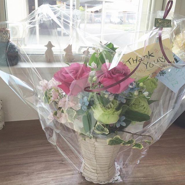 送別 ギフト 贈り物 花