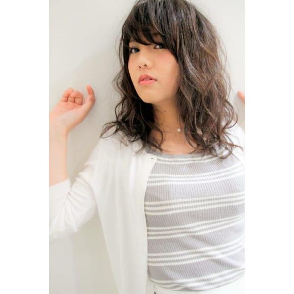 イメージ別、なりたい髪型の見つけ方①フェミニン8