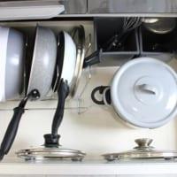 お鍋は出し入れしやすく!調理アイテムを機能的に収納できるコツ