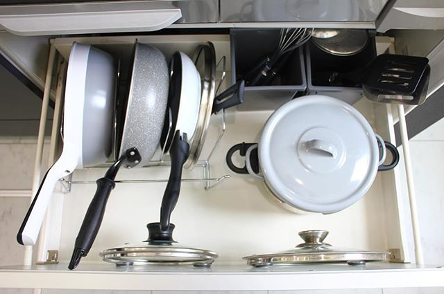 調理アイテム収納
