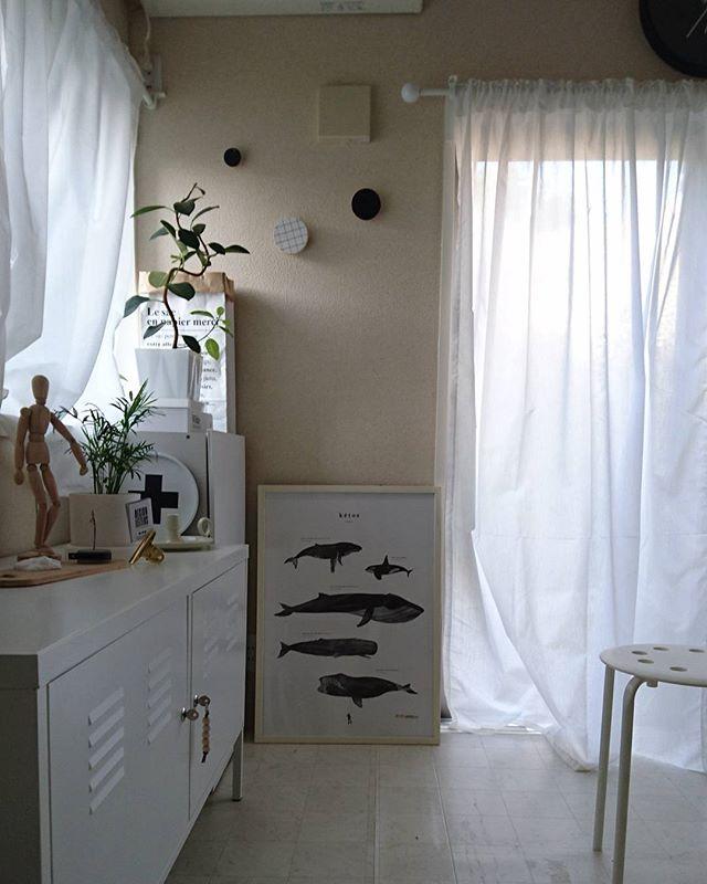 キャビネット IKEA2