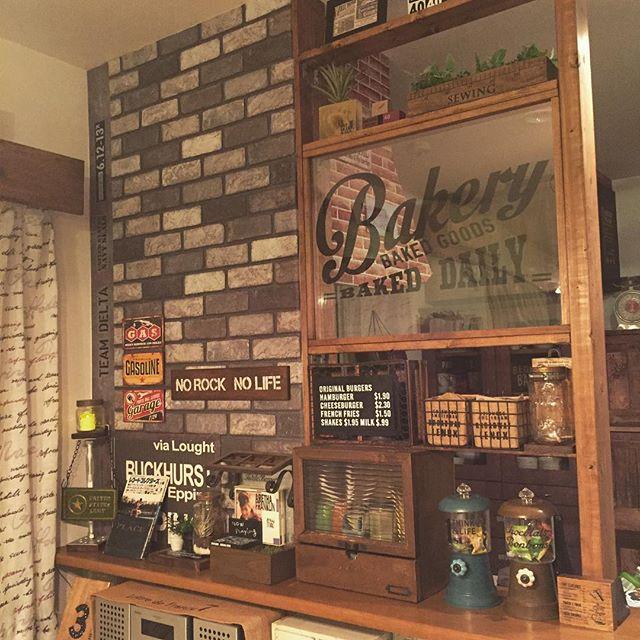 家具DIY キッチンカウンター ディアウォール