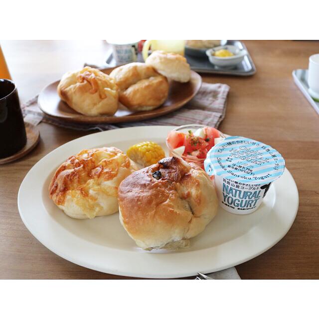 パンがメインの朝食シーン5