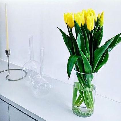 黄色 花 インテリア5