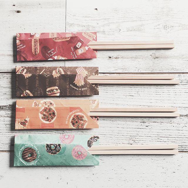 アレンジ技 セリアの折り紙で箸入れを