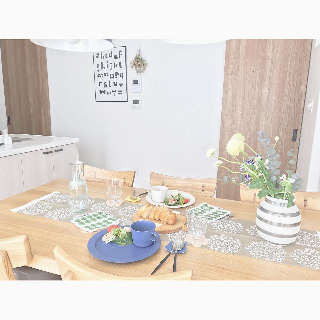 春インテリア キッチン・ダイニング マリメッコ プケッティ