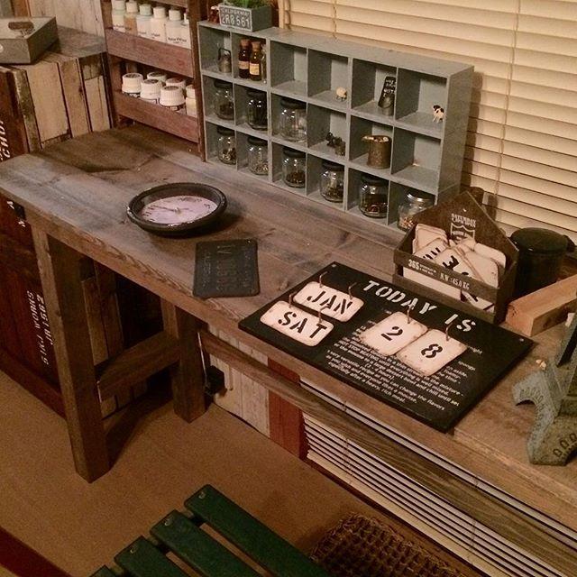 家具DIY テーブルやディスプレイ棚