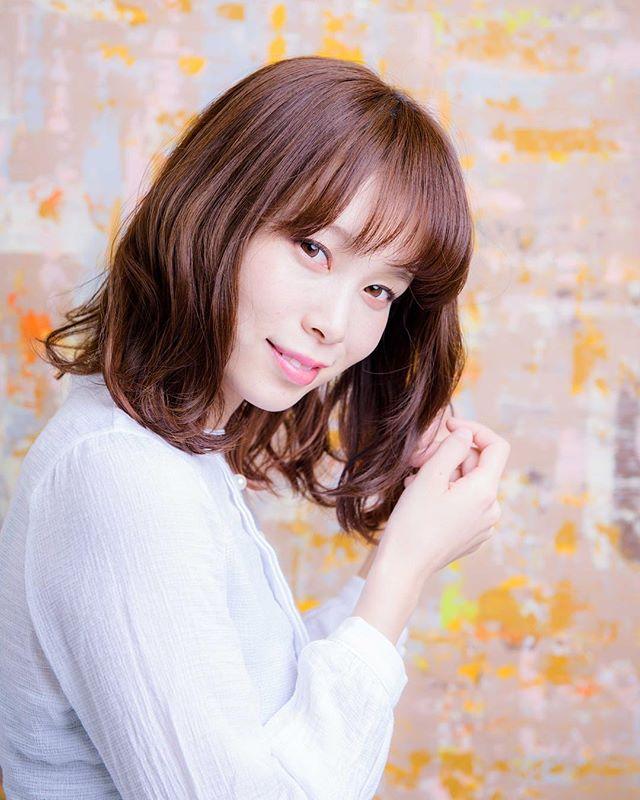 似合う髪型がわからない方におすすめのスタイル【丸顔編】2