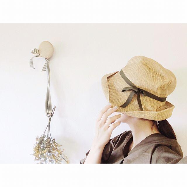 造花×グルーガンの使い方実例③帽子飾り2