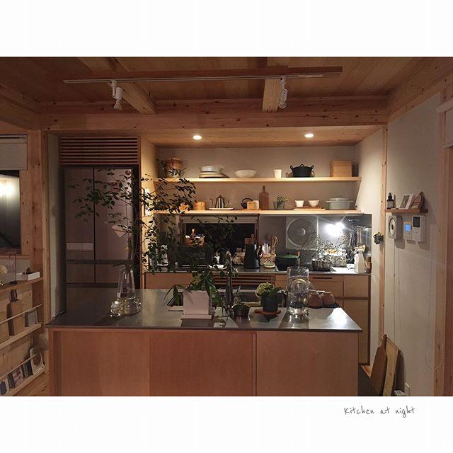 アイランドキッチン2