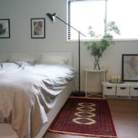 狭くてもおしゃれに♪限られたスペースで叶える素敵な《寝室インテリア》アイデア特集