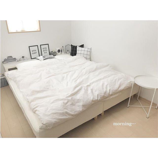 ベッドルームインテリア7