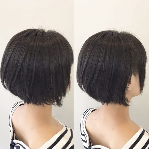 ジェンダーレス女子のヘアスタイル④ツーブロック5