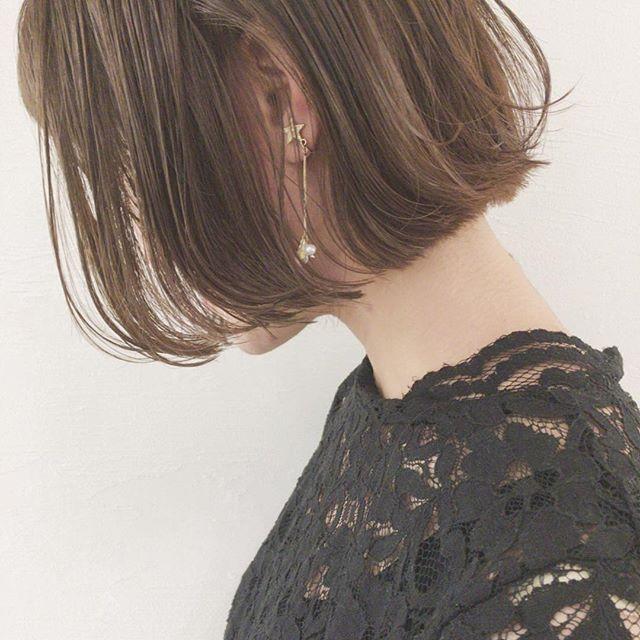 重ねるほどに美しい髪色♪アッシュカラー