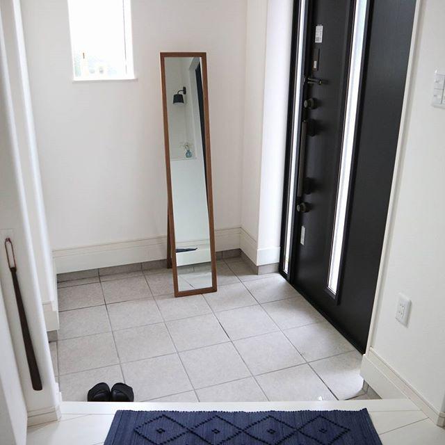 玄関 鏡 風水2