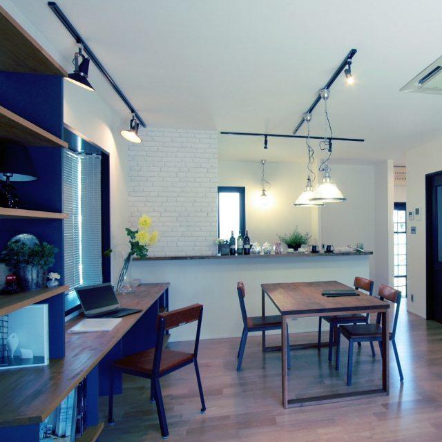 対面式キッチン5