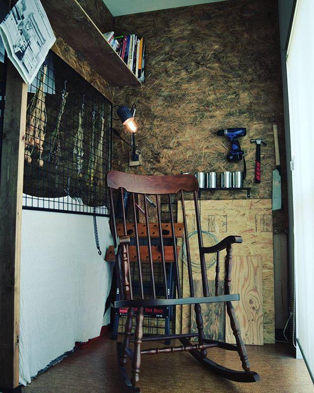ブックカフェ風インテリア12