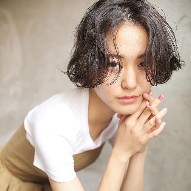 イメージ別、なりたい髪型の見つけ方②ハンサム3