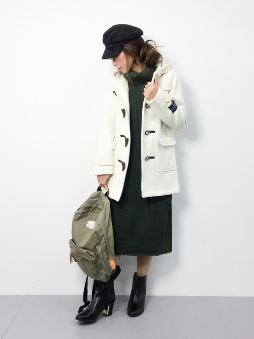 KID'S PACKERS × merrier BEAMS / 仕切り付き 500D DAY PACK