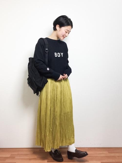 [HARUTA] HARUTA ハルタ 本革ローファー2E 304