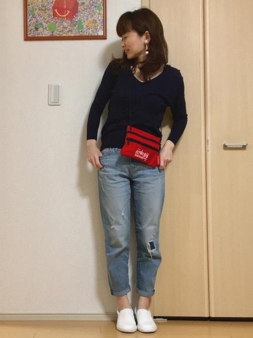 ユニクロ 靴 スリッポン キャンバス